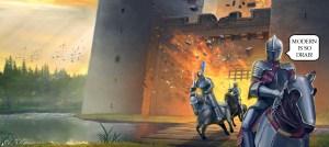 realistic medieval fantasy