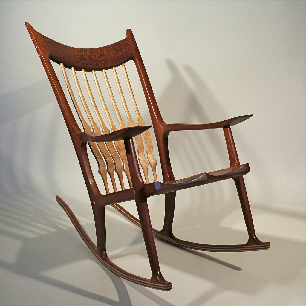 sam maloof rocking chair plans hal taylor french cane chairs 22 innovative woodworking egorlin