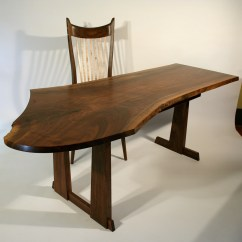 Rocking Chair Fine Woodworking Curved Dining Available Furniture Timothy S And Desk With Live Edge