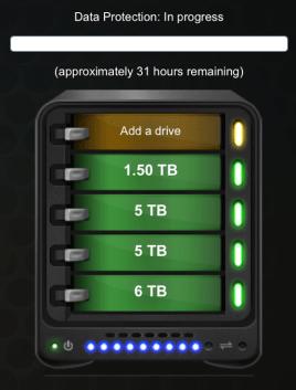 Drobo5N Disks
