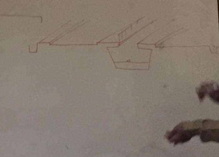 saat sidin menjelaskan hidrolika dan sistem kanal pengendali banjir