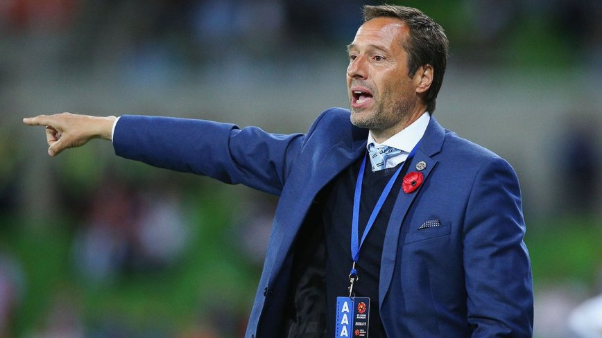 Why John Van't Schip is Melbourne City's anchor