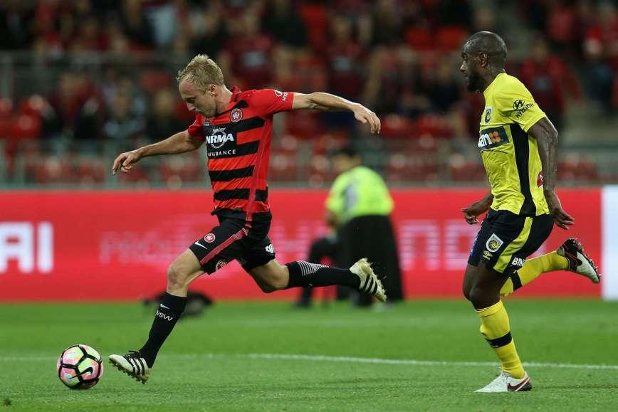 Running Mitch Nichols the key that unlocks Wanderers' potency