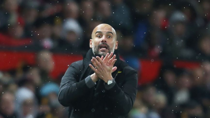 Pep Guardiola's positional play and zone rules that have helped Manchester City dominate the Premier League