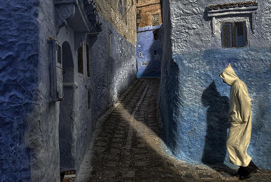 Blue City by Marco Bartolini, Italy