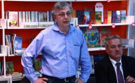 Vladimir Tismaneanu si Mircea Mihaies Foto Hotnews
