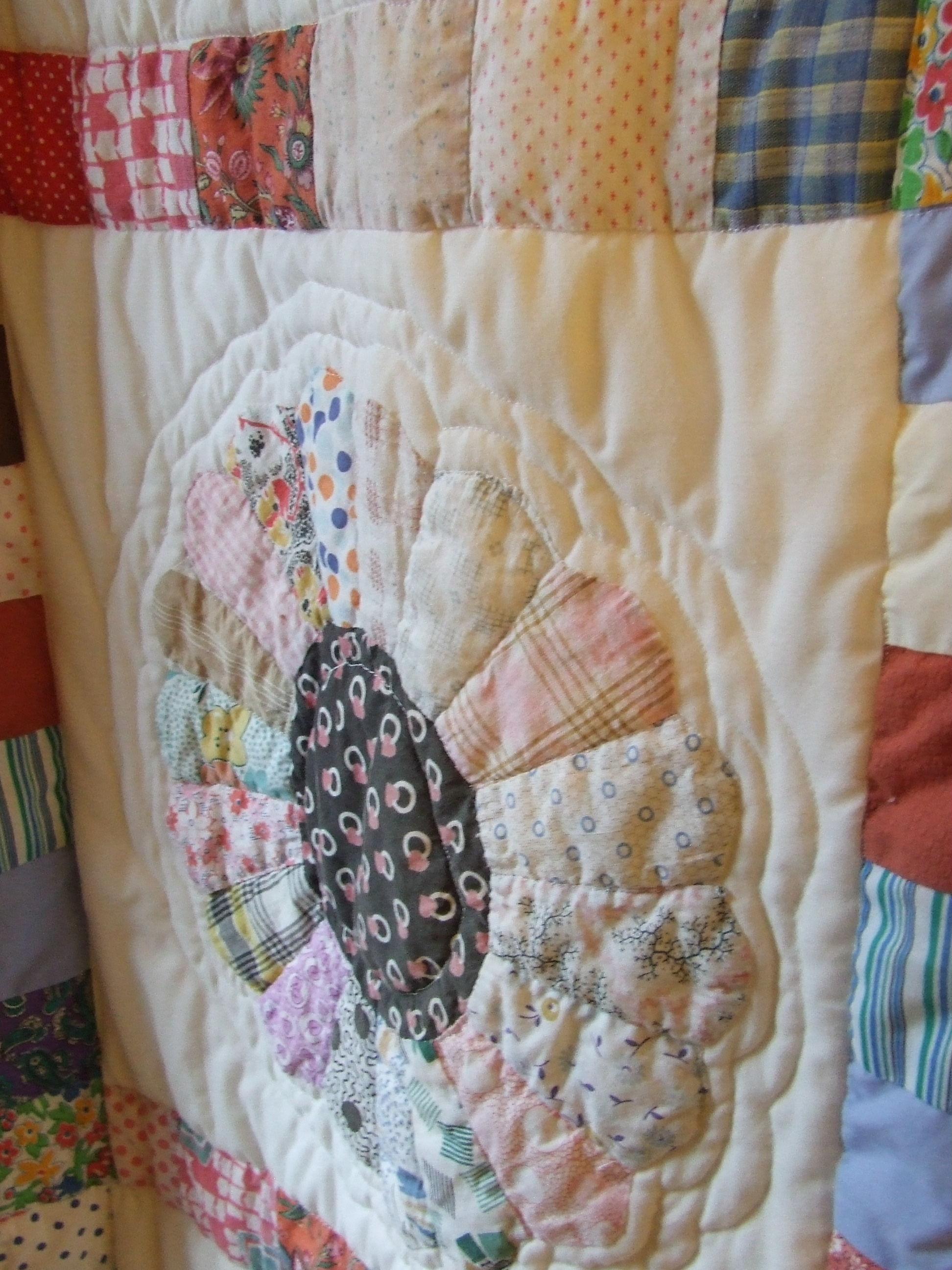 Shower curtain quilt  Tim Latimer  Quilts etc