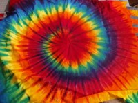 Tie Dye Quilt Finished | Tim Latimer - Quilts etc