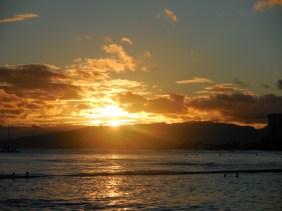 sunset-on-oahu