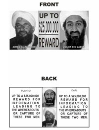Archive Wanted Poster