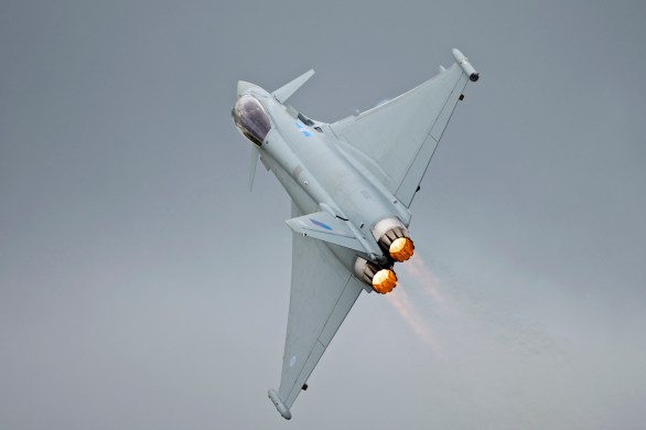 By Peter Gronemann - Flickr: RAF Eurofighter Typhoon, CC BY 2.0, $3