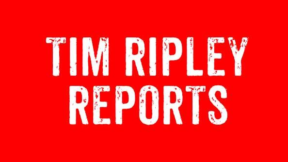 Tim Ripley Reports