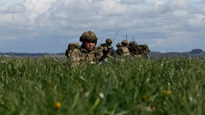 Experts believe Britain could now deploy little more than a brigade of 5,000-10,000 troops