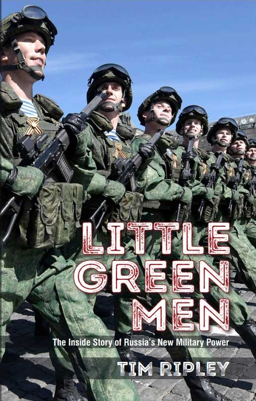 Tim Ripley - Little Green Men