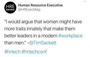 Mothers, Sons, and Daughters! #HRTechConf