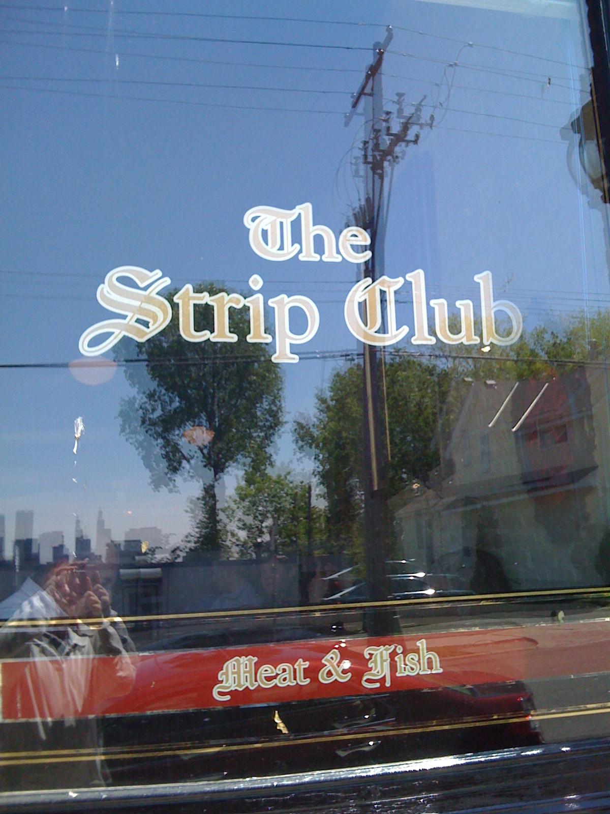 Restaurant Strip Club