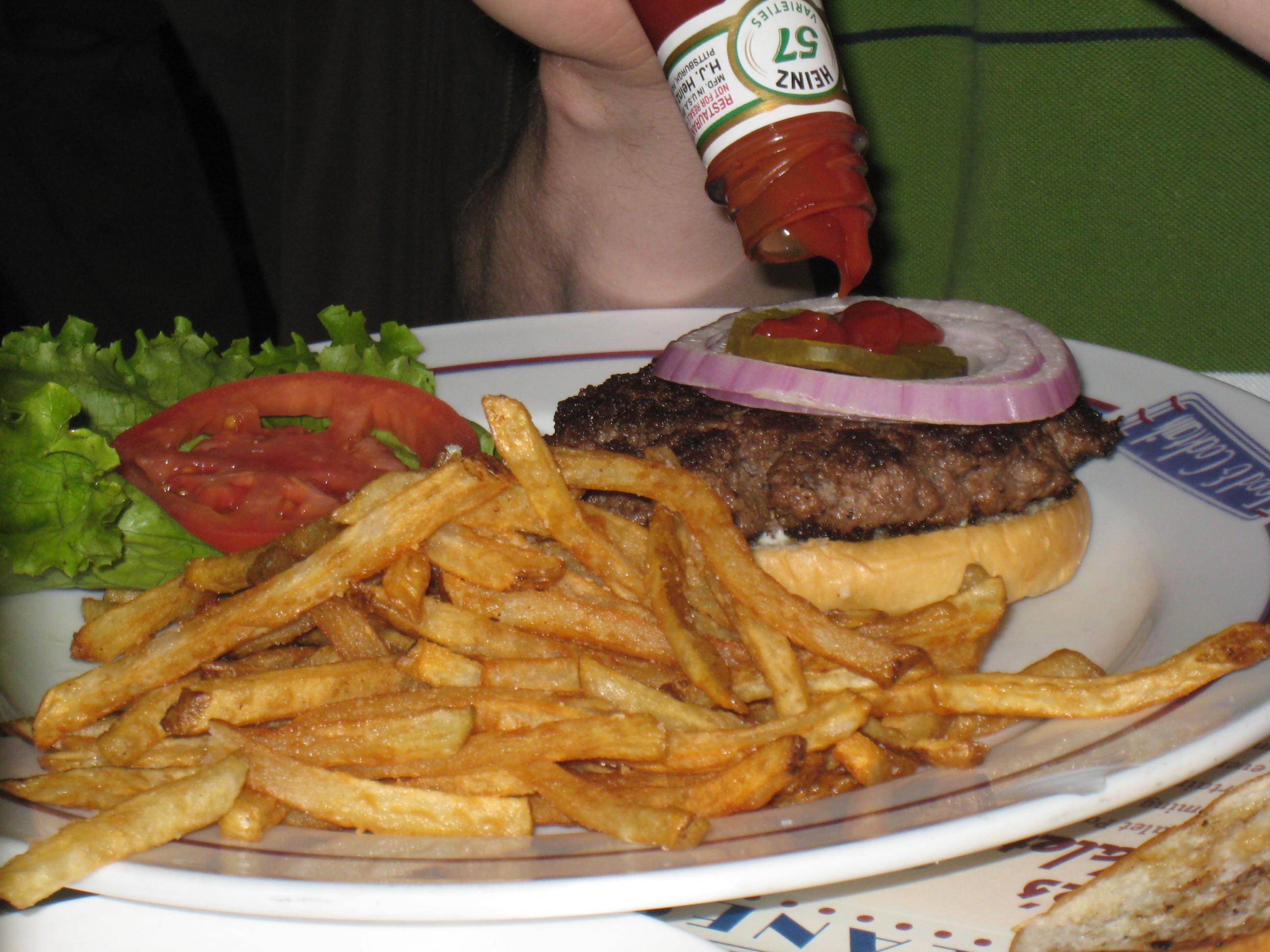 Ike's Burger