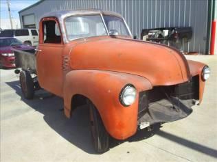 Custom restoration of a 64 Chevy truck.