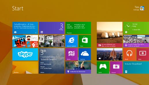 FAQ: Lohnt sich ein Umstieg auf Windows 8?