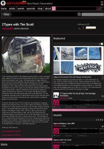 Samurai FM screengrab