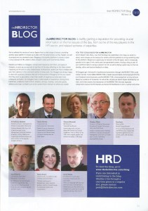 HRD Magazine Issue 115 May 2014
