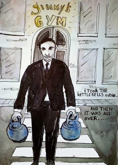 kettle-bells