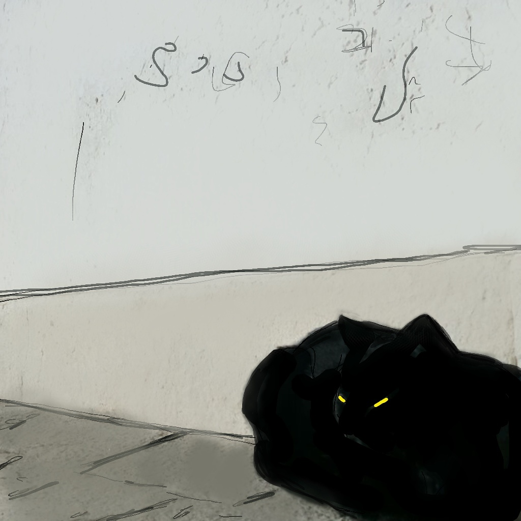 black_cat_of_Venice