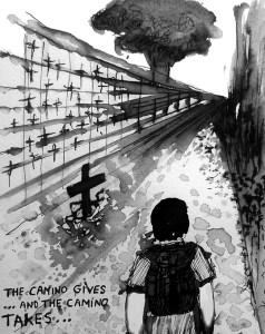 the camino provides...