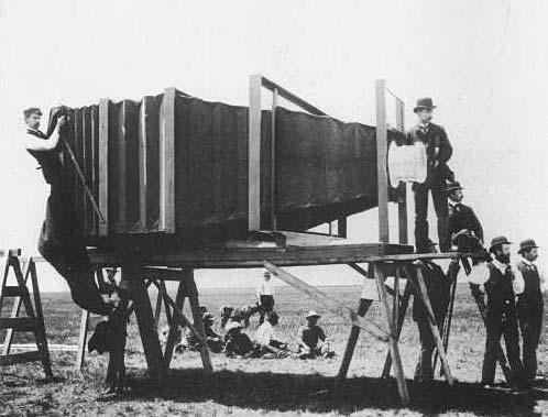 world's largest camera