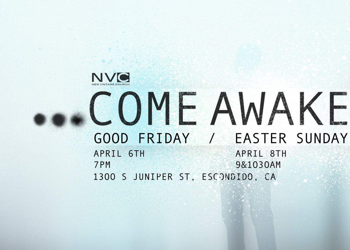 Easter at New Vintage Church
