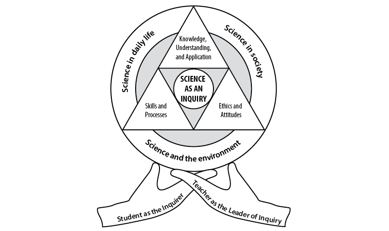The Science Curriculum in Primary and Lower Secondary