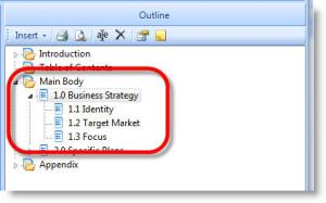 strategy outline