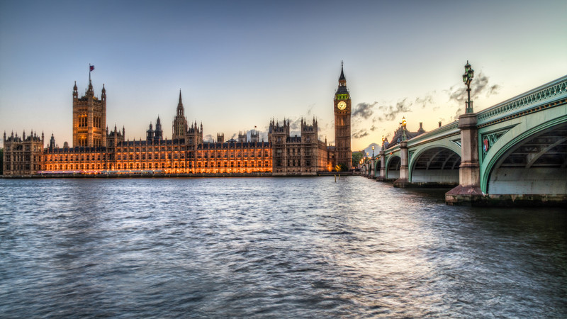 After a spin on the London Eye, I found a nice view of Westminster Palace, before I had to catch up with our tour group. Photo by Tim Stanley Photography.