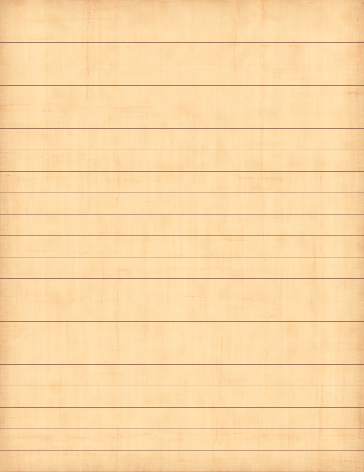 Yellow Notebook Paper Template Handwriting Templates Pictures