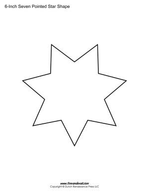 printable shapes for kids