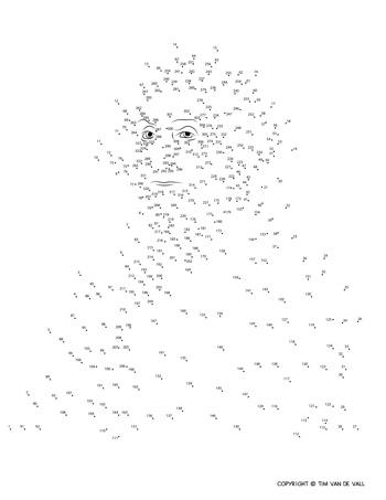 George-Washington-dot-to-dot