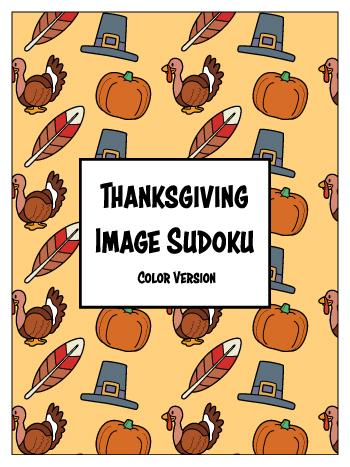 Thanksgiving-4x4-Image-Sudokus-color-350