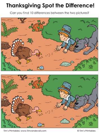 thanksgiving-spot-the-difference