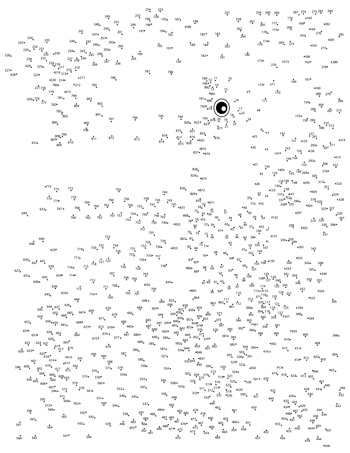 Toucan Dot-to-Dot