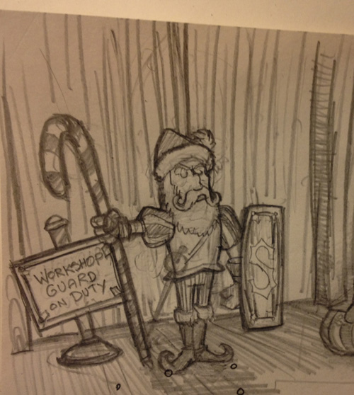 workshop elf