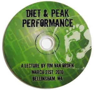 Diet & Peak Performance Audiobook