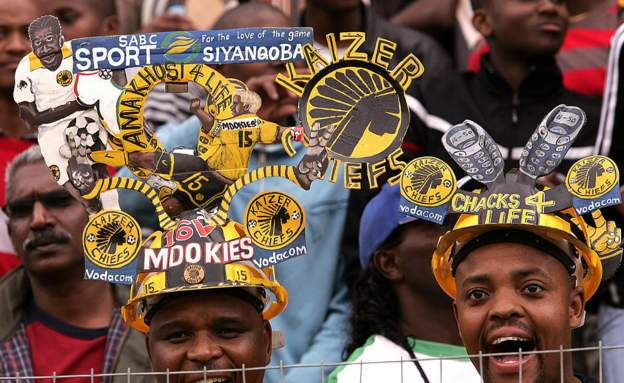 South Africa approves restart of football league