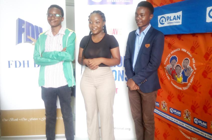 YOUTH URGED TO RISE UP AGAINST GBV