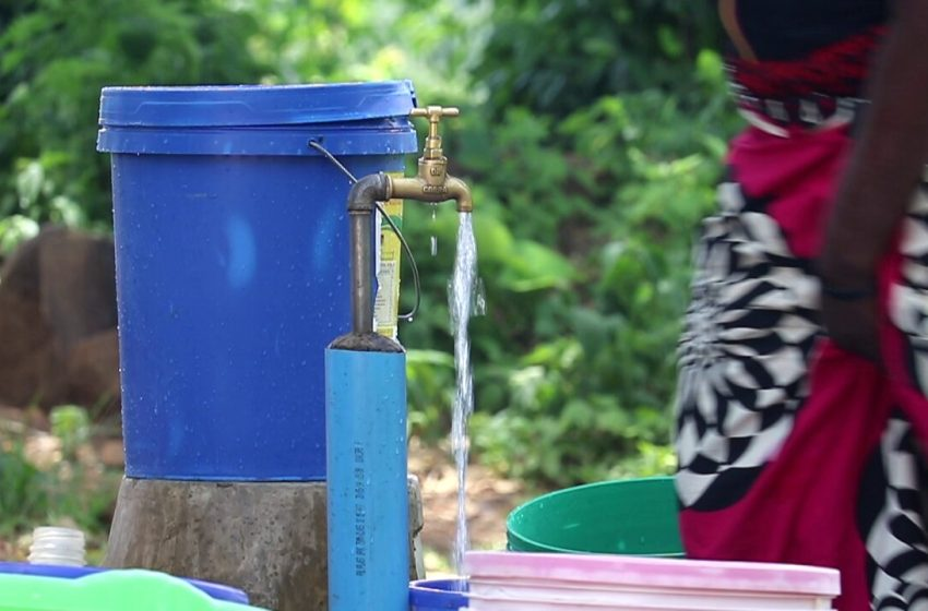 WATER FOR PEOPLE BAILS OUT THOUSANDS FROM WATER WOES