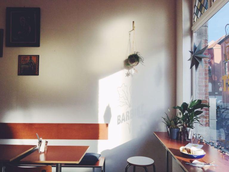 Barbiet; zalig adresje voor een vegan en koffie in Gent