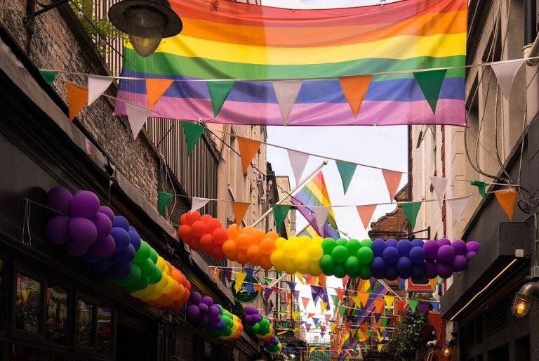 antwerpen vrije stad LGBT