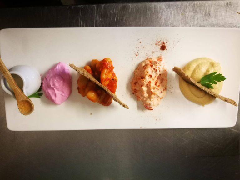 hemingway restaurant eten plovdiv