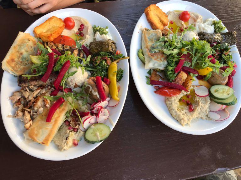 Babel restaurant Oost-Berlijn eten Berlijn