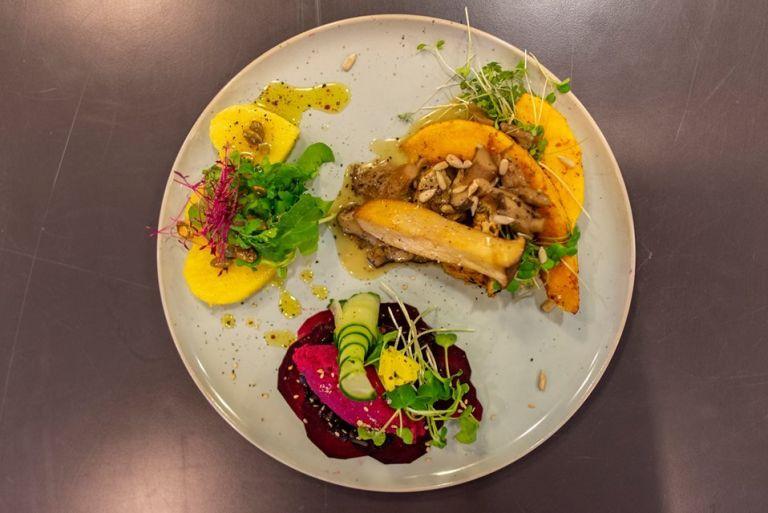 Lokaal restaurant Gent vegan vriendelijk eten