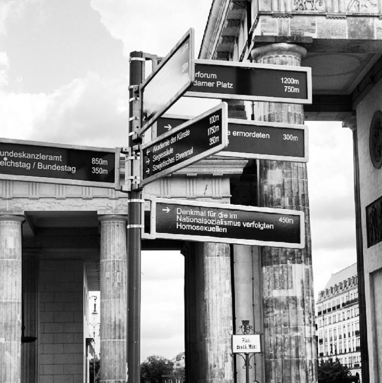 Berlijn Oost-Berlijn West-Berlijn verschillen Waarom